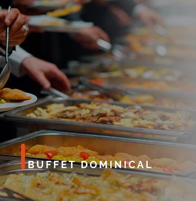 BUFFET DOMINICAL